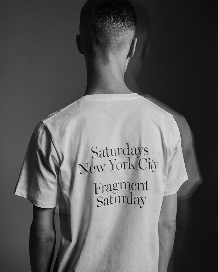 Saturdays NYC & Fragment Design