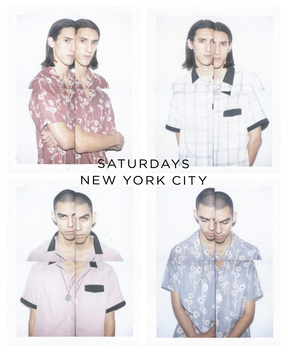 Saturdays NYC • Pre-Fall 2018