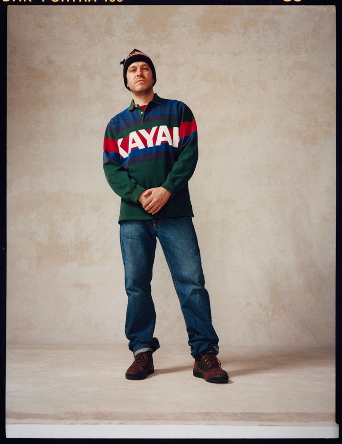 Chris Tanners for Polo Ralph Lauren