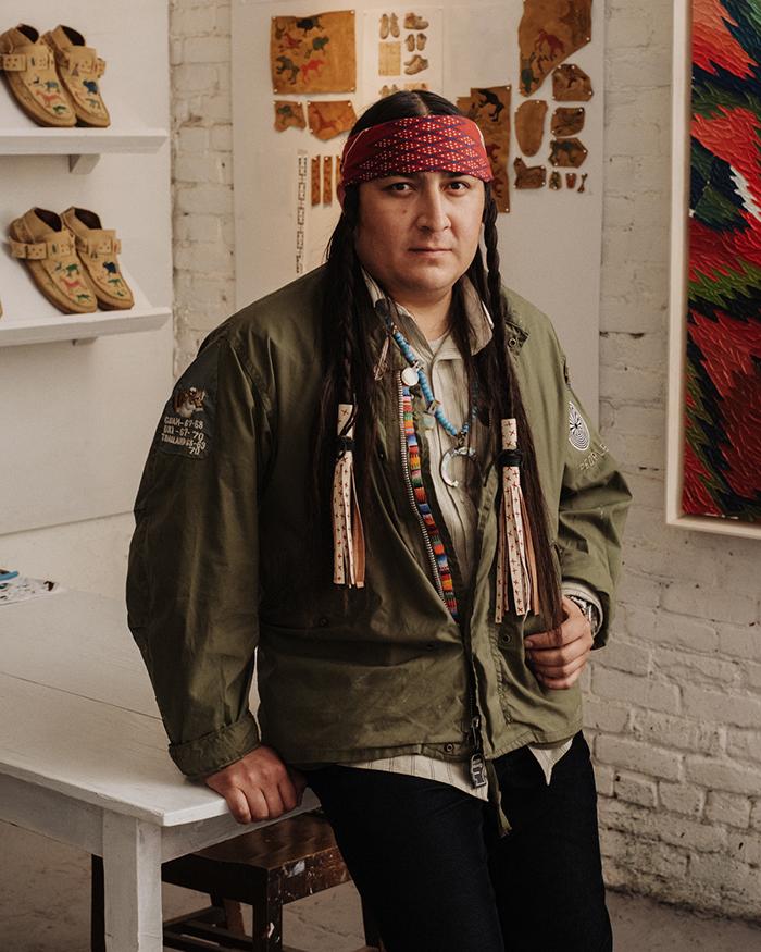 Ishi Glinsky for Polo Ralph Lauren