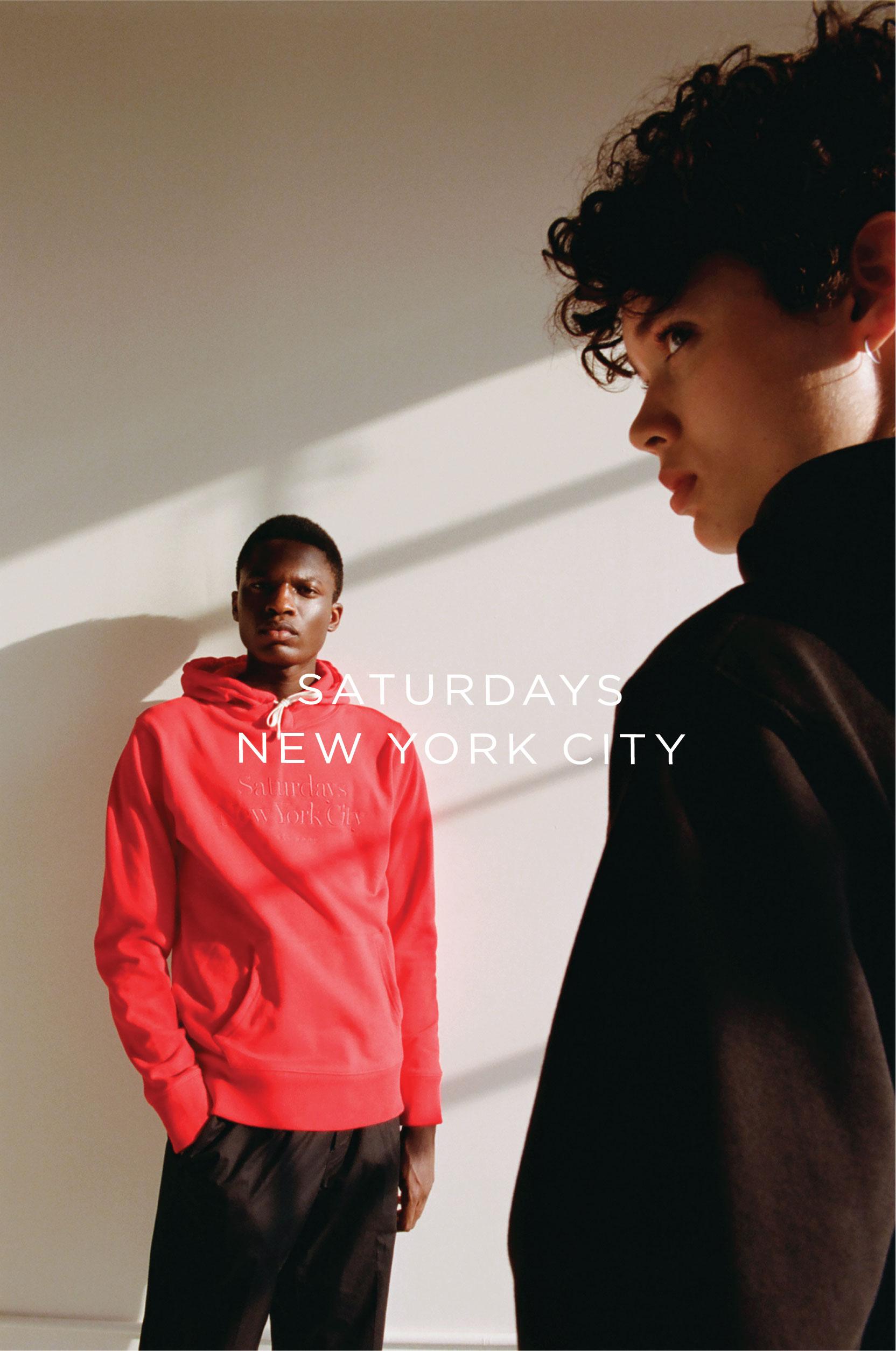Saturdays NYC • Pre-Spring 2019